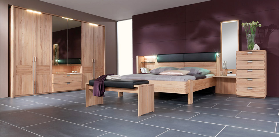schlafzimmer m belhaus hettiger bad krozingen bei freiburg im breisgau. Black Bedroom Furniture Sets. Home Design Ideas